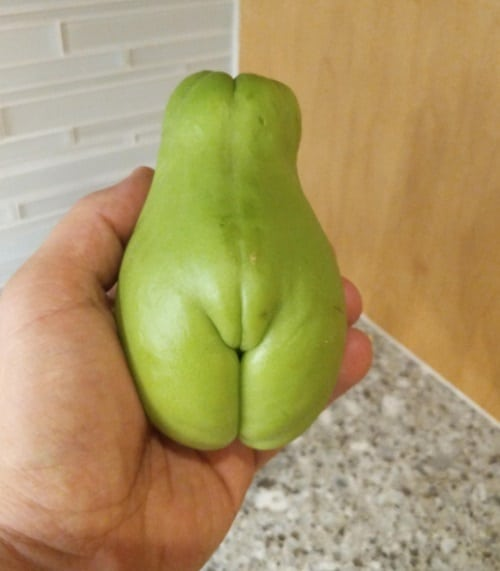 Fruits and Vegetables That Look Like Something Else 12