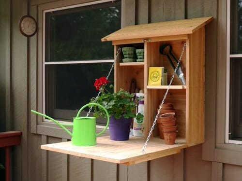 Old Plant Cabinets into Plants Home 2