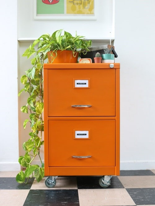 Old Plant Cabinets into Plants Home 3
