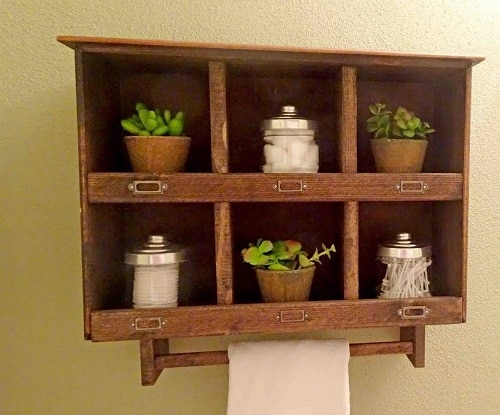 Old Plant Cabinets into Plants Home 4