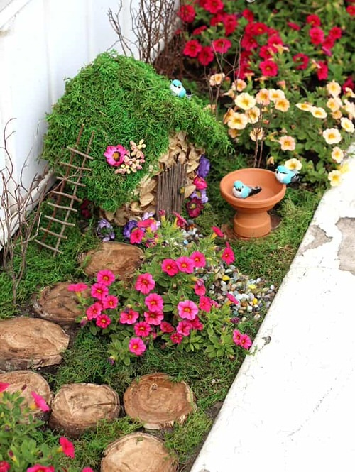 DIY Miniature Fairy Garden Ideas 7
