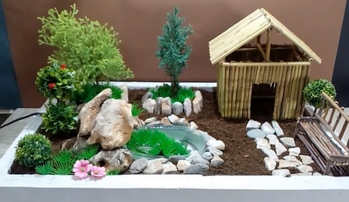 DIY Miniature Fairy Garden Ideas 18