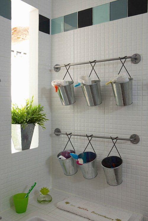 Pictures of Bathroom with Plants 9