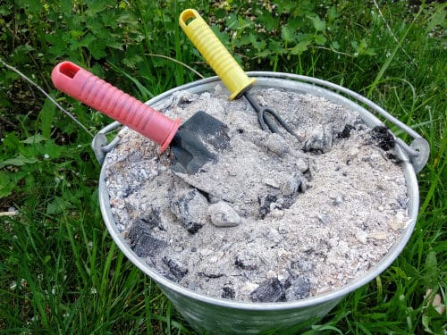 Wood Ash Uses in the Garden 3