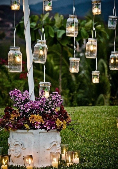 Insanely Instant Ideas to Decorate Your Garden 15