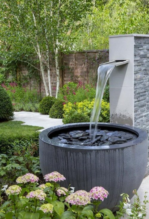 Industrial Garden Ideas from Used Items