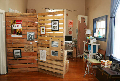 Crazy Things You Can Make with Pallets in Your Home 102