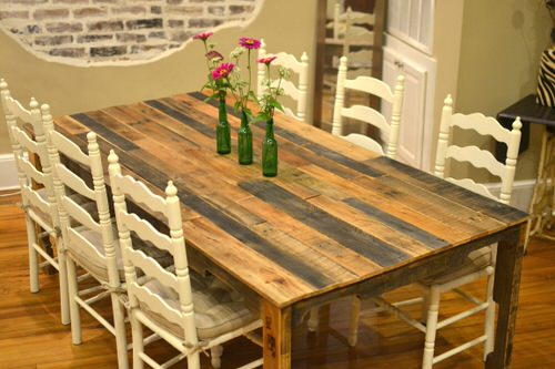 Crazy Things You Can Make with Pallets in Your Home 109