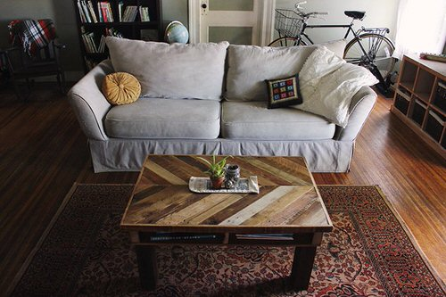 Crazy Things You Can Make with Pallets in Your Home 107