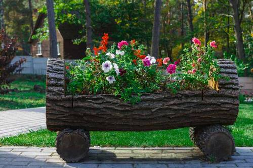 Amazing Flower Bed Ideas for Your Home Garden 14