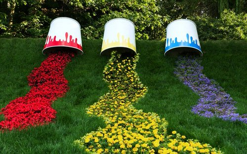 Amazing Flower Bed Ideas for Your Home Garden 3