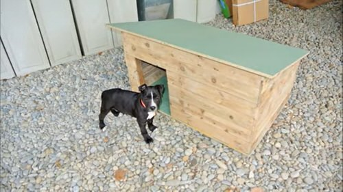 Crazy Things You Can Make with Pallets in Your Home 104